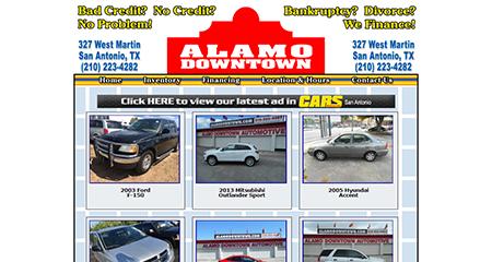 View Inventory Alamo 410